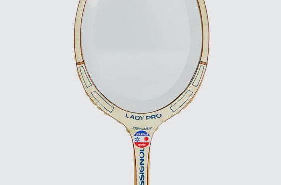 Raquete Espelho