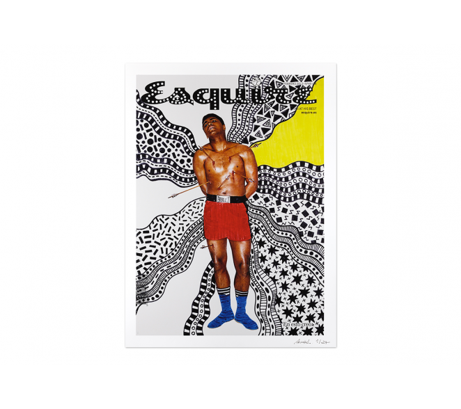 Re.Cover - Esquire Muhammad Ali