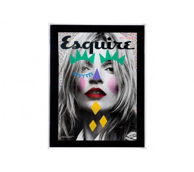 Print Ana Strumpf - Esquire Kate Moss