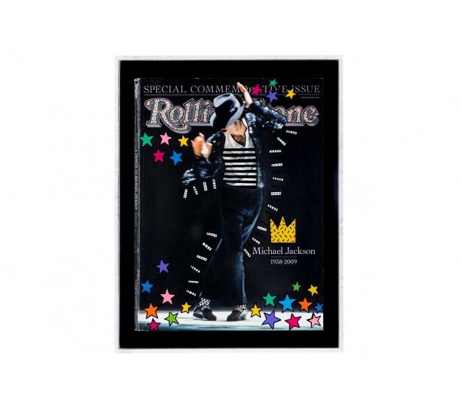 Print Ana Strumpf - Rolling Stone Michael Jackson