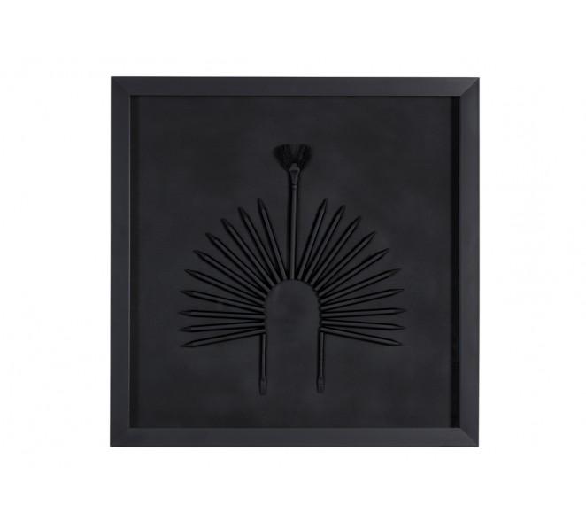 Cocar Monochrome Black