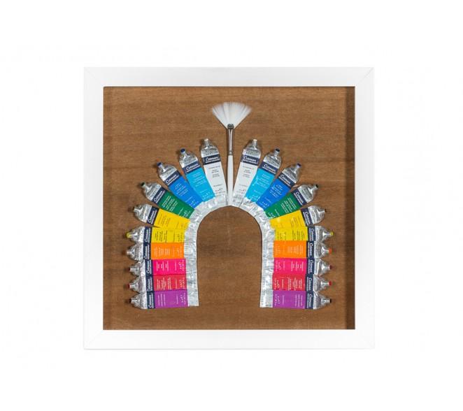 Cocar Arco-Iris