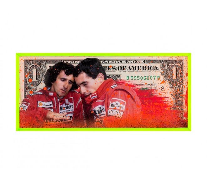Prost & Senna