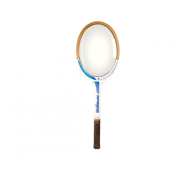 Raquete Espelho Donnay White