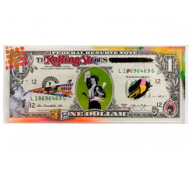 BIG ONE DOLLAR BILLY - MICK JAGGER