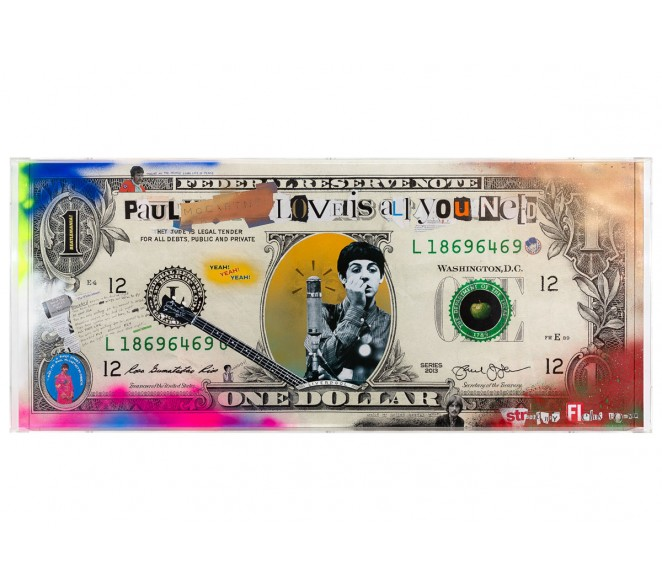 BIG ONE DOLLAR BILLY - PAUL MCCARTNEY