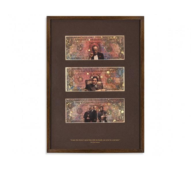 ONE DOLLAR BILL SPECIAL - Triple Corleone