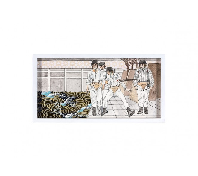 Clockwork Orange - I