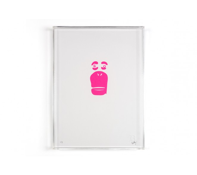 Monkey Pink II