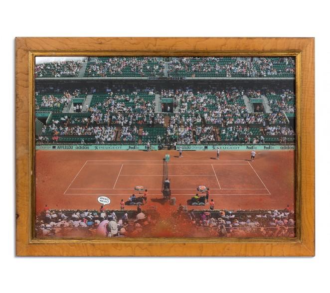 Roland Garros II - where`s waldo?