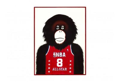 Kobe - Série Monkey NBA 2018