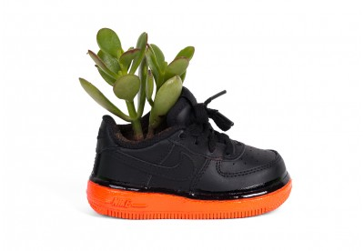 Air Force Mini Black Fluor