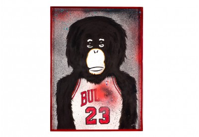Monkey NBA - MJ