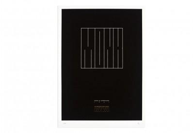 Print Gabriel Sáez - Thelonious Monk in Copenhagen