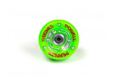 Cabide Skate G Bones Verde