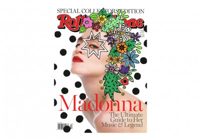 Print Ana Strumpf - Madonna Rolling Stone