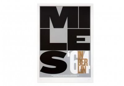 Print Miles in Berlin