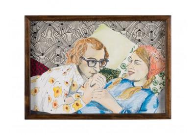 Woody Allen loving