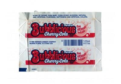Bubblicious Cherry Cola