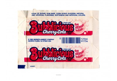 Bubblilicious Cherry Cola