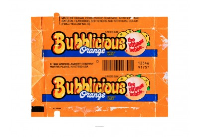 Bubblilicious Orange