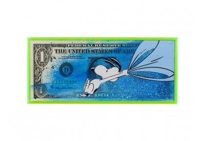 Snoopy Blue