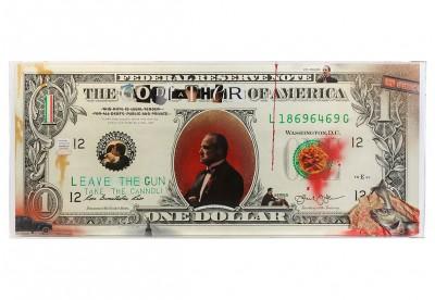 BIG ONE DOLLAR BILL - CORLEONE