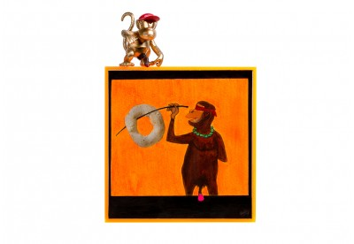 Monkey Nude 02