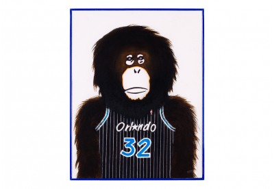 Monkey NBA - Orlando Magic