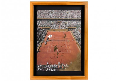 Roland Garros - where`s waldo?