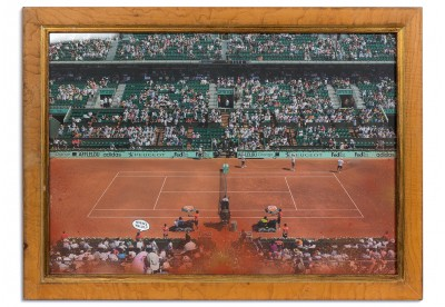 Roland Garros II - where`s waldo?