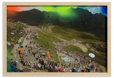Tour de France - where`s waldo?