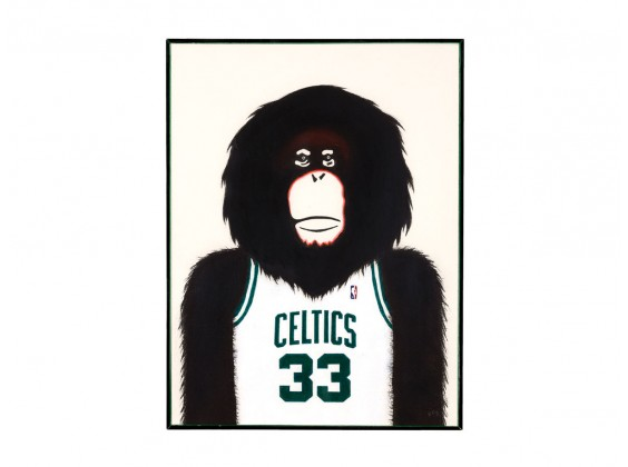 Larry - Série Monkey NBA 2018