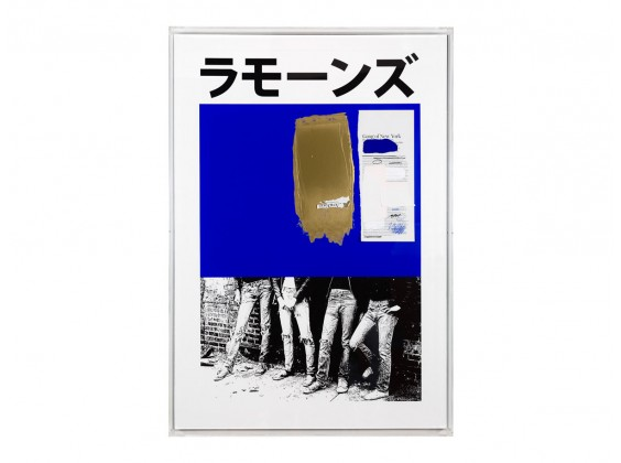 One, Two, Three, Four... Yves Klein Edition 01