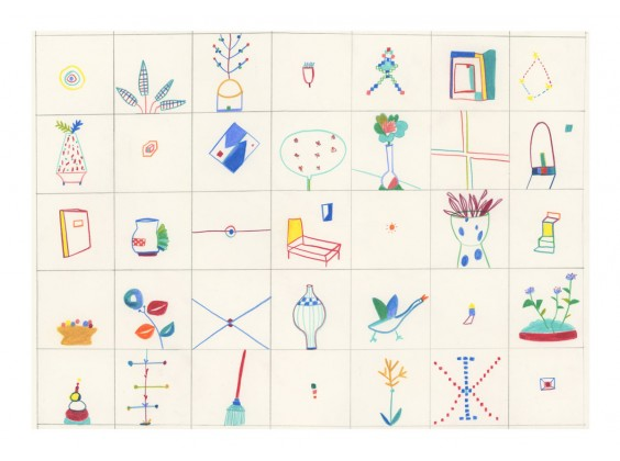 Print Sandra Jávera - Grid 2