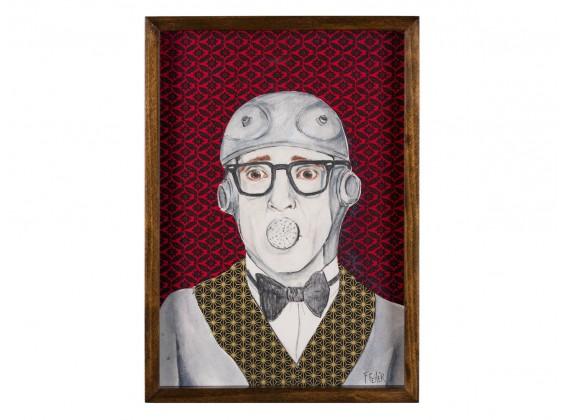 Woody Allen on Sleeper