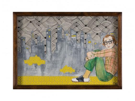 Woody Allen in New York