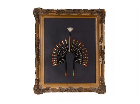 Cocar Blackwing Preto