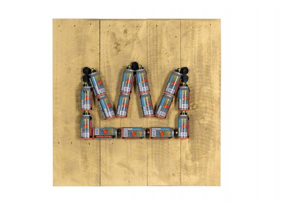 Basquiat Spray