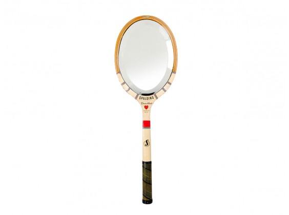 Raquete Espelho Spalding Hart