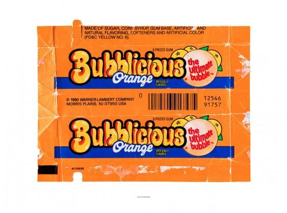 Bubblilicious Orange