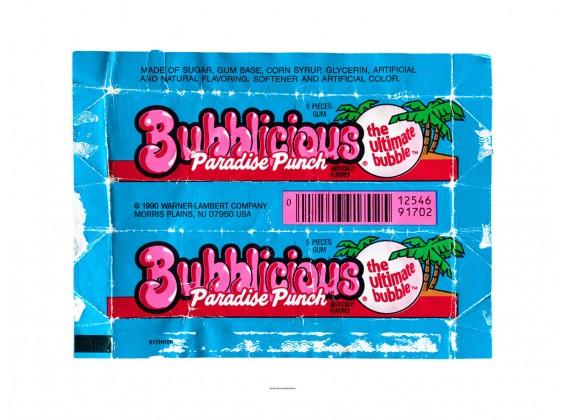 Bubblilicious Paradise Punch