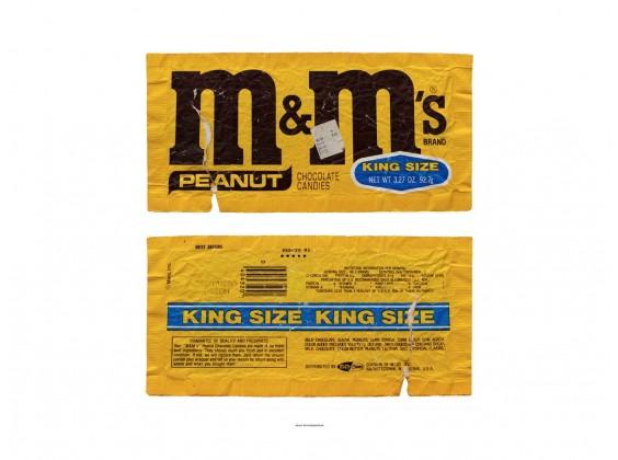 M&M's Peanut King Size