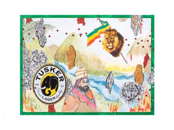 Selassie and jah