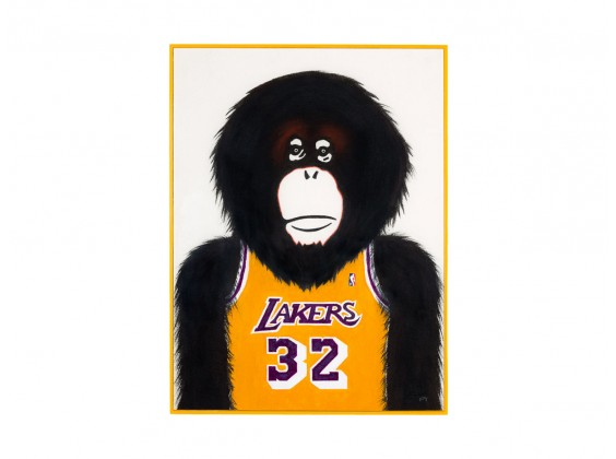 Johnson - Série Monkey NBA 2018