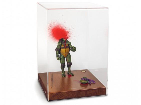 Teenage Mutant Ninja Turtles (big toy)