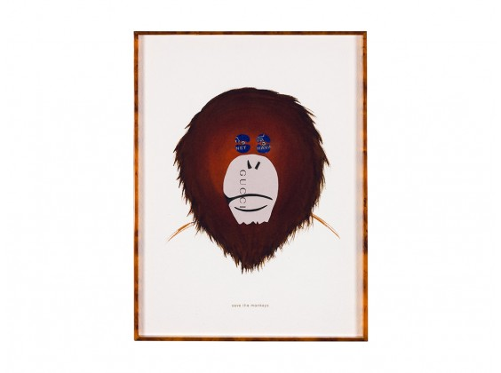 Gucci - Monkey Brand