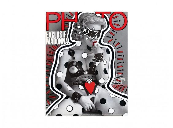 Print Ana Stumpf - Photo Madonna