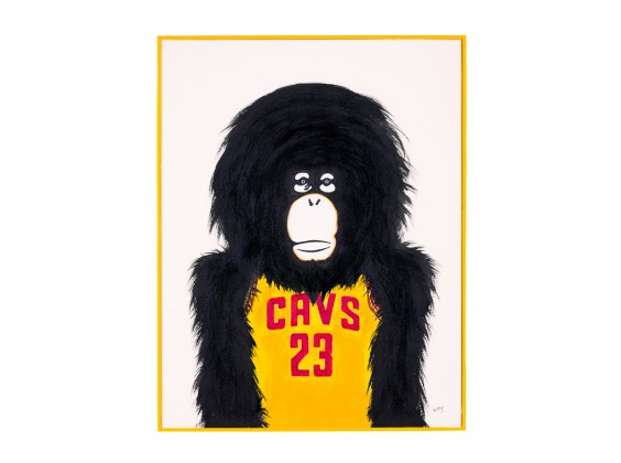 Monkey Nba - Cavs