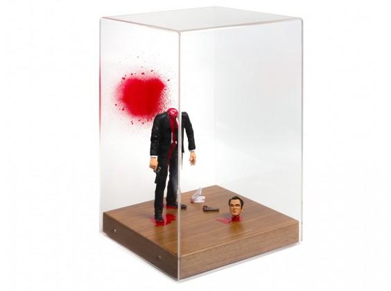 Quentin Tarantino (big toy)